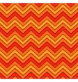 Geometric zigzag seamless pattern vector image vector image