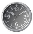 clock icon world time concept vector image