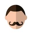 Male person icon Man design graphic vector image vector image