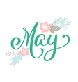 hand sketched hello may text as logotype and vector image