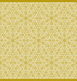 seamless floral pattern in greek style vector image