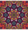 Abstract vintage ethnic seamless pattern vector image vector image