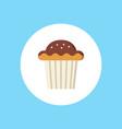 cupcake icon sign symbol vector image vector image