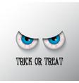 trick or treat halloween background 2508 vector image vector image