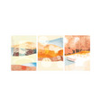 abstract background with watercolor texture art vector image vector image