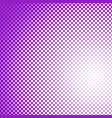 abstract simple halftone dot background pattern vector image vector image