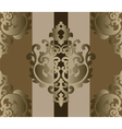 Classic style ornament damask background