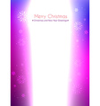 colorful christmas background vector image vector image