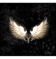 light wings vector image vector image