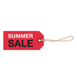 sumer sale vector image vector image