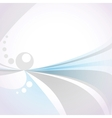 Abstract Blue And Gray Background vector image