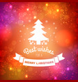 beautiful festive background vector image vector image