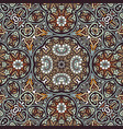 ethnic nature ornamental background vector image