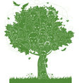 Family tree vector image