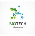Natural Alternative Herbal Medicine icon vector image vector image