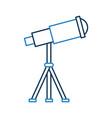 Telescope device spacial icon