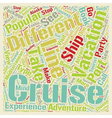 Yippee I Said Yes To A Cruise Now Where Should I vector image vector image