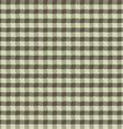 Textured tartan plaid Seamless pattern vector image vector image