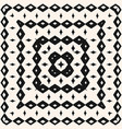 ethnic tribal geometric seamless pattern with vector image vector image