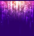 light violet purple background vector image