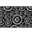 dark background consisting vector image vector image