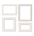 White picture frames vector | Price: 1 Credit (USD $1)