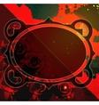 rose design vector image