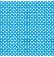seamless blue polka dot vector image vector image