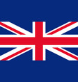 united kingdom great britain northern ireland vector image