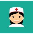 Cute Nurse vector image