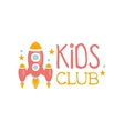 Kids Land Playground And Entertainment Club vector image vector image
