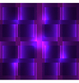 pattern with backlight illumination vector image vector image