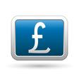Pound icon vector image vector image