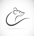rat design vector image vector image