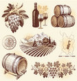 Winemaking vector | Price: 3 Credits (USD $3)