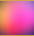 abstract blurred gradient mesh background vector image vector image