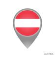 austria point vector image vector image