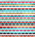 rainbow stripes seamless texture vector image