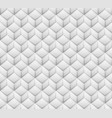 3d cubes seamless repeatable pattern art vector image