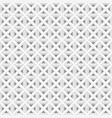 3d industrial soft white seamless pattern vector image vector image