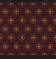red seamless pattern background vector image vector image