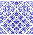 ceramic tile pattern chinese style vector image vector image
