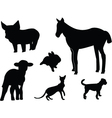 baby animals vector image vector image