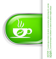 Cup of hot drink Icon cafe or diner