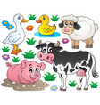 Farm animals set 1