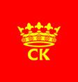flag of kielce in swietokrzyskie voivodeship in vector image vector image