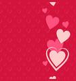 valentine 0018 vector image vector image