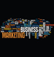 entrepreneurial traits that drive sales text vector image vector image