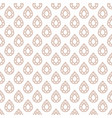 seamless pattern with gemstones vector image vector image