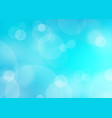 abstract blue blured background vector image
